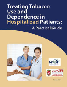 Tobacco treatment manual for hospitals