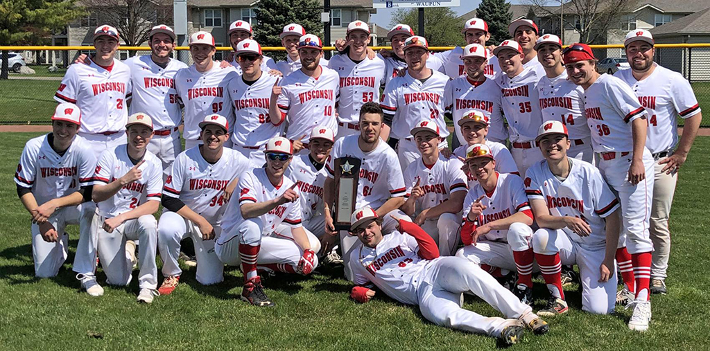UW-CTRI Student Plays in College World Series for the Badgers